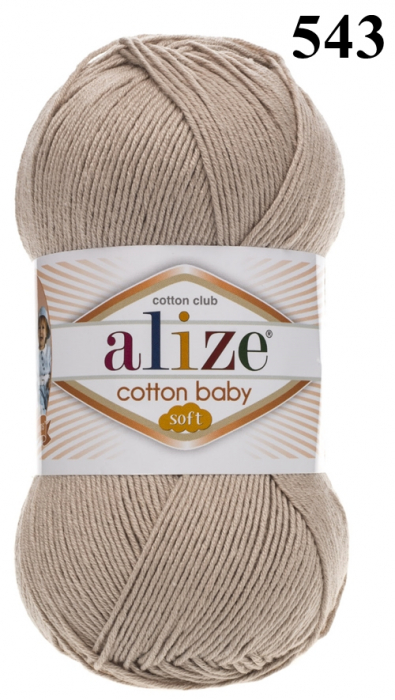 Cotton baby soft 20