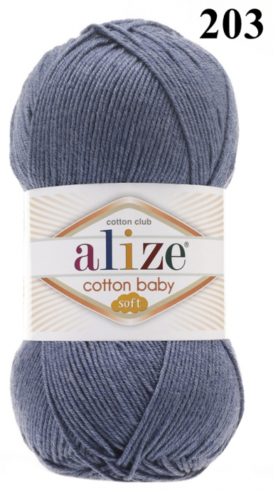 Cotton baby soft 22