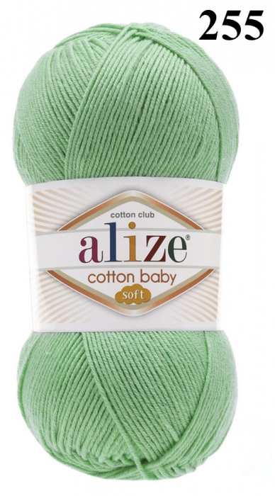 Cotton baby soft 23