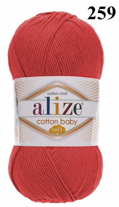 Cotton baby soft 24
