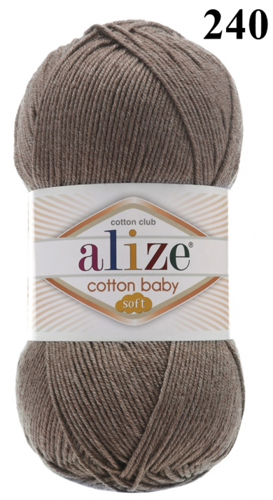 Cotton baby soft 25
