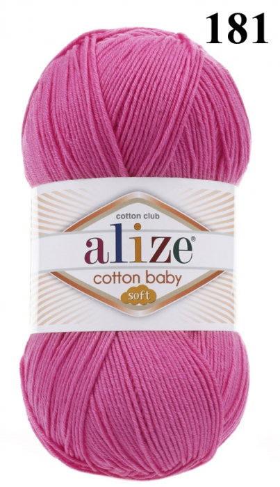 Cotton baby soft 26