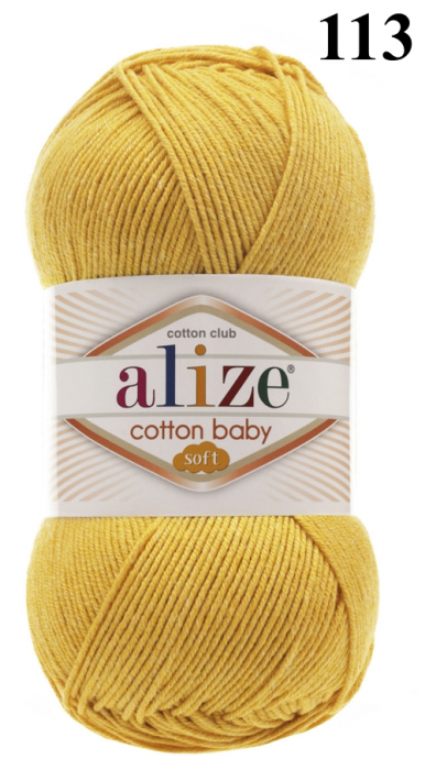 Cotton baby soft 27