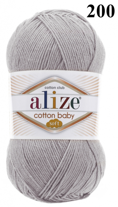 Cotton baby soft 28