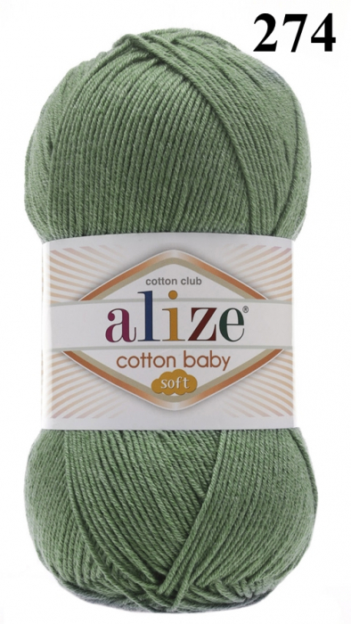 Cotton baby soft 29