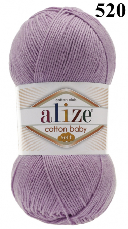 Cotton baby soft16