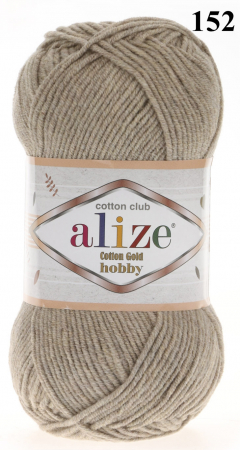 Cotton Gold Hobby19