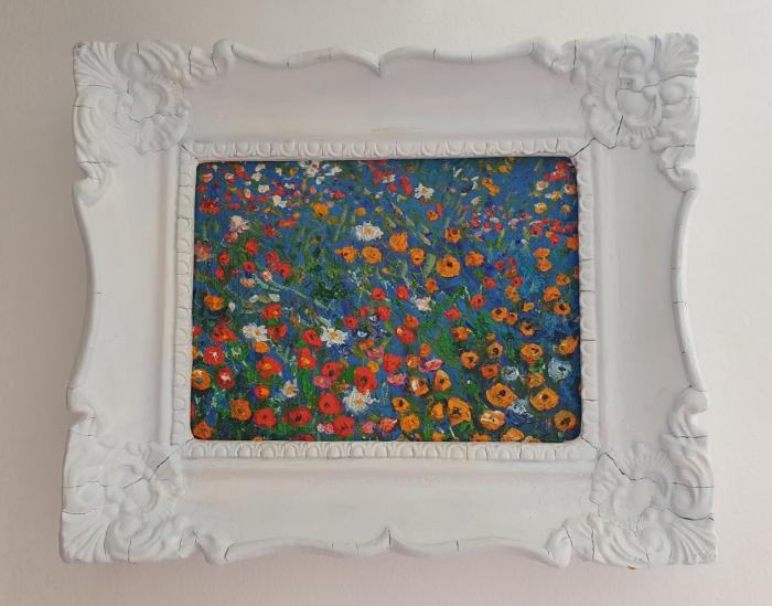 Flower Garden - Gustav Klimt 0
