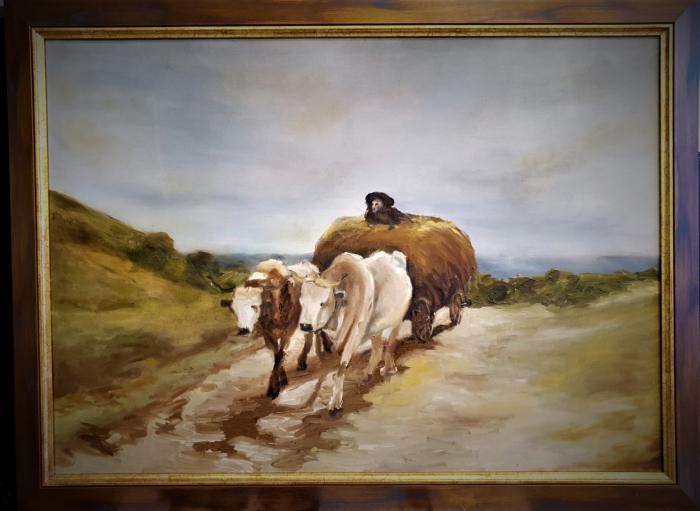 Carul cu boi 0