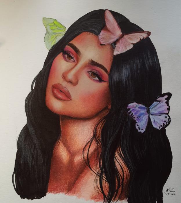 Portrete pastel/creioane colorate [3]