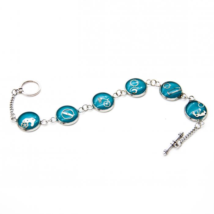 Bratara Turquoise 1
