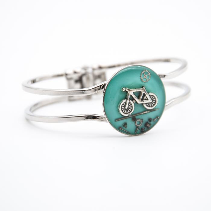 Bratara Bicicleta Turquoise 2