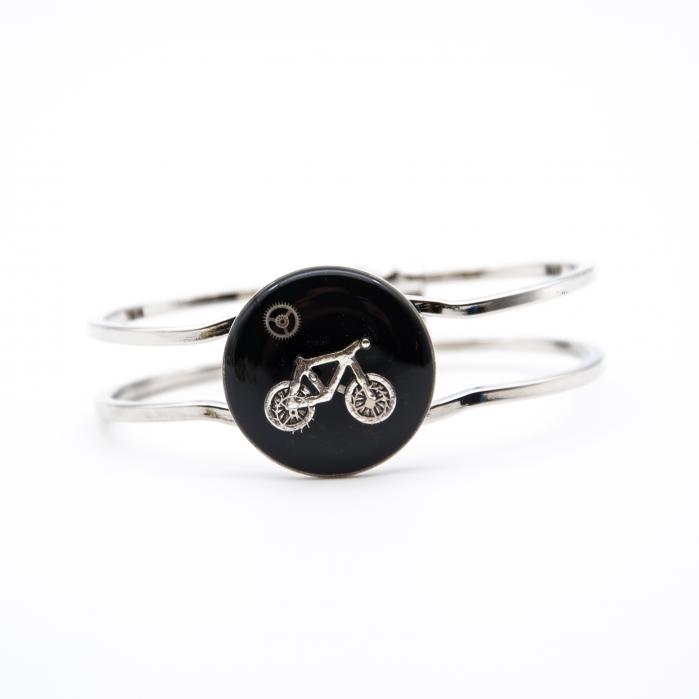 Bratara Bicicleta Neagra 0