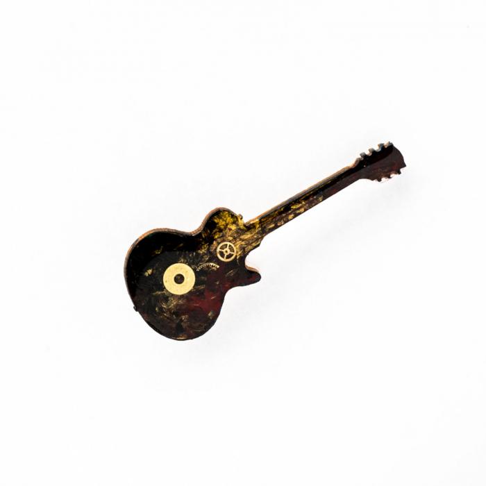 Brosa Lemn Chitara Rock 0