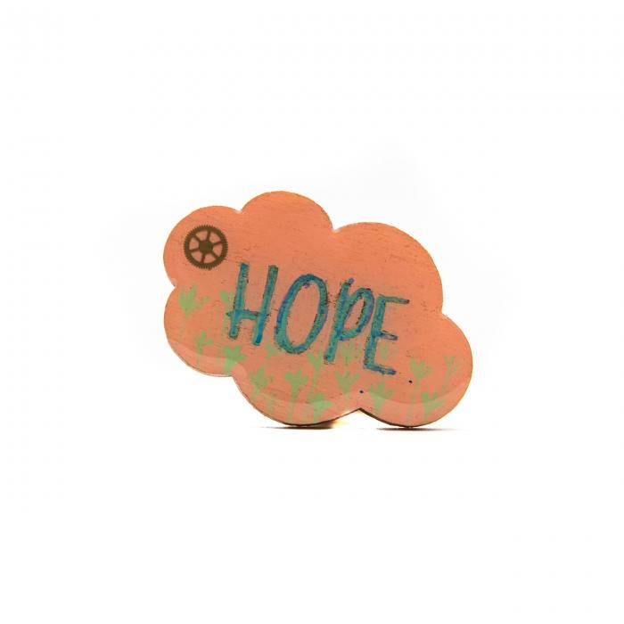 Brosa Lemn HOPE 0