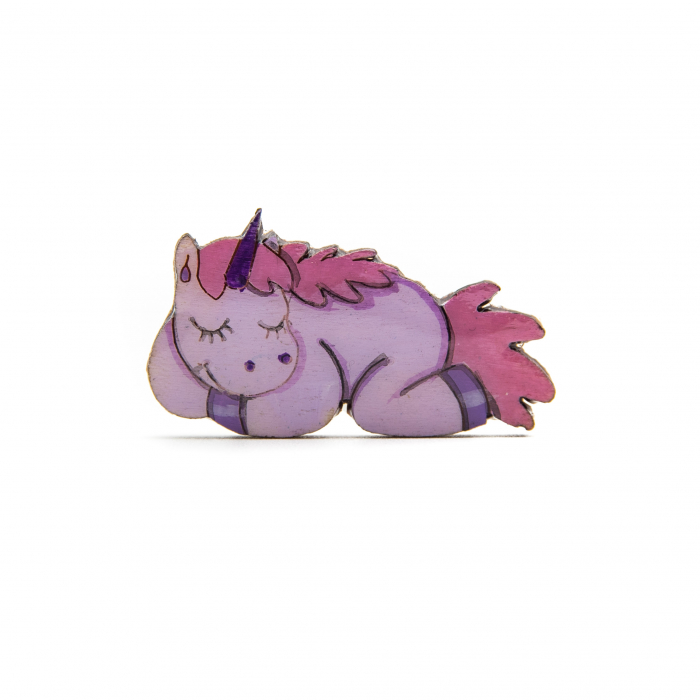 Brosa Lemn Unicorn - The Sleepy One 0