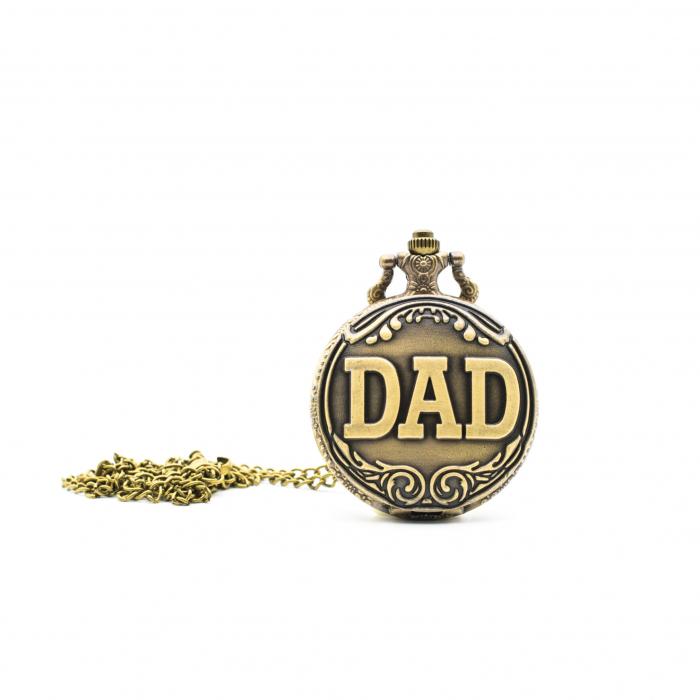 Ceas de Buzunar DAD - Colectia SteamWall