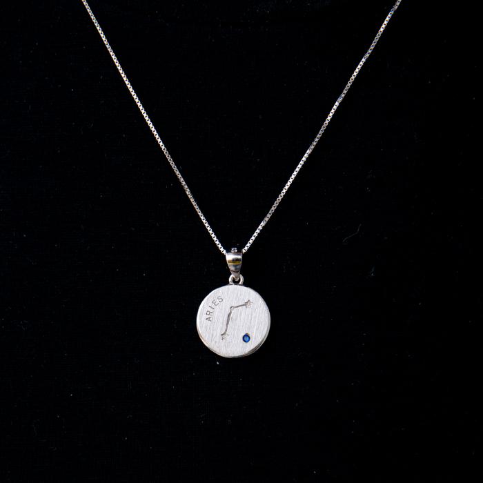 Colier Zodiac BERBEC / Aries - Argint 925 [0]