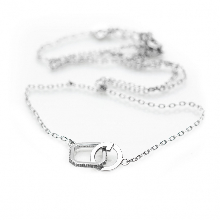 Colier EFIMERO -  Argint 925 3