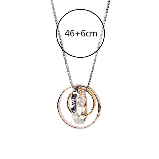 Colier PURE LOVE - Argint 925 placat cu Aur 11