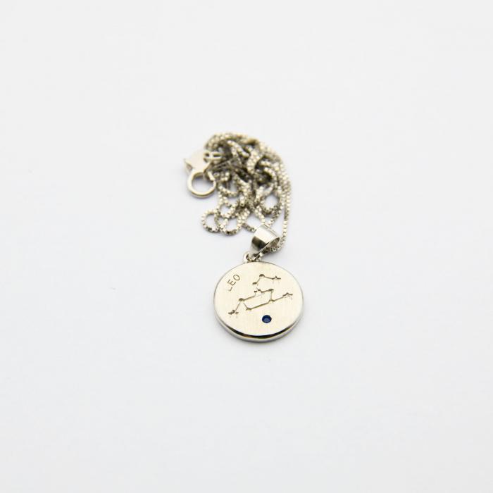 Colier Zodiac LEU / Leo - Argint 925 [3]