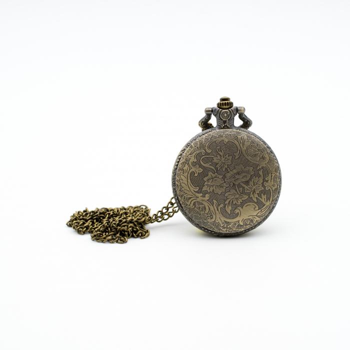 Ceas de Buzunar Puncte Cardinale - Colectia SteamWall 1