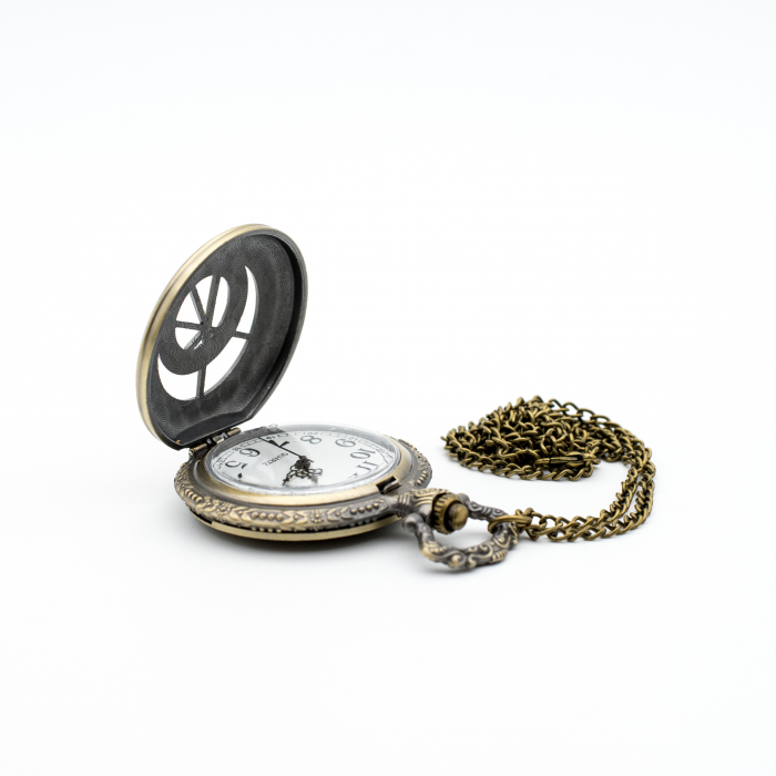 Ceas de Buzunar Puncte Cardinale - Colectia SteamWall 2