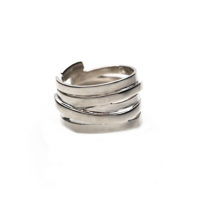 Inel TWISTED Argint 925 1