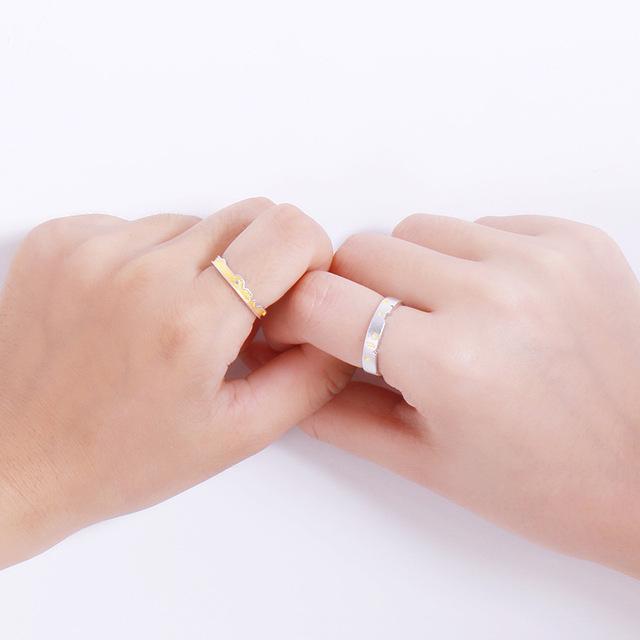 Inel CASTLE OF LOVE - Argint 925 5