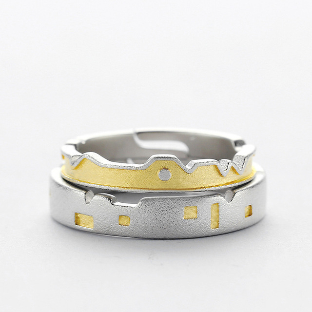 Inel CASTLE OF LOVE - Argint 925 3