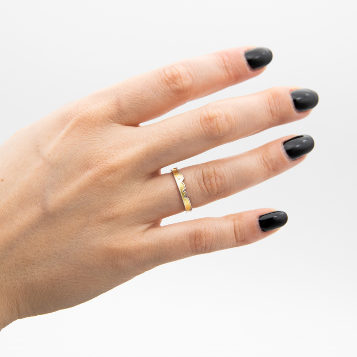 Inel CASTLE OF LOVE - Argint 925 0