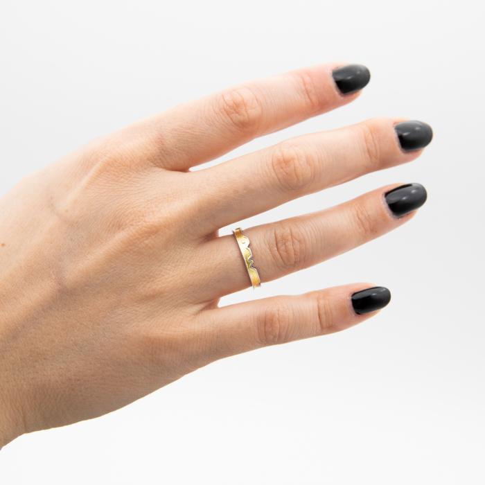 Set Inele CASTLES - Argint 925 5