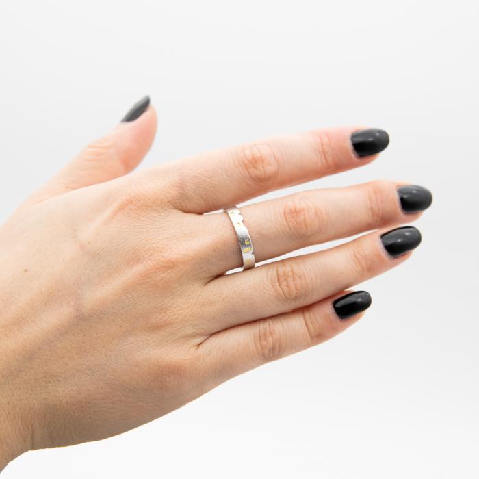 Set Inele CASTLES - Argint 925 7