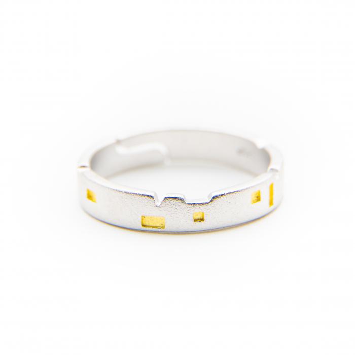 Set Inele CASTLES - Argint 925 6