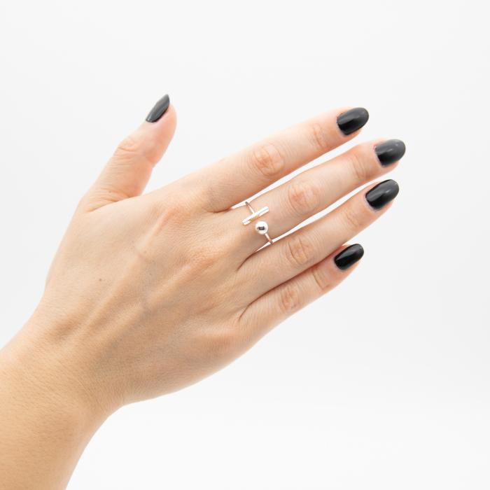 Inel LILO Argint 925 1