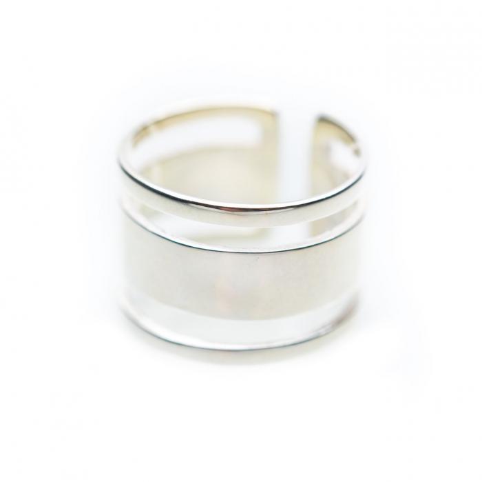 Inel Strips Argint 925 1