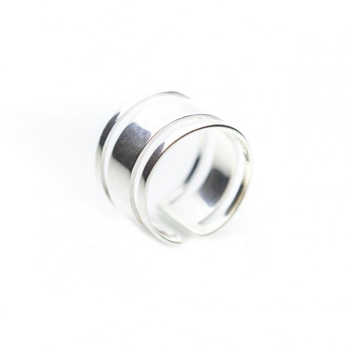 Inel Strips Argint 925 5