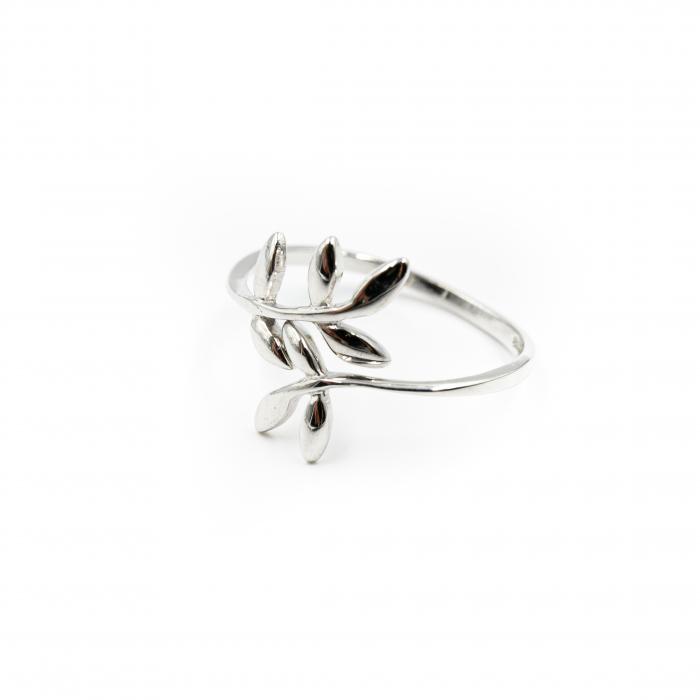 Inel LEAVES Argint 925 [3]