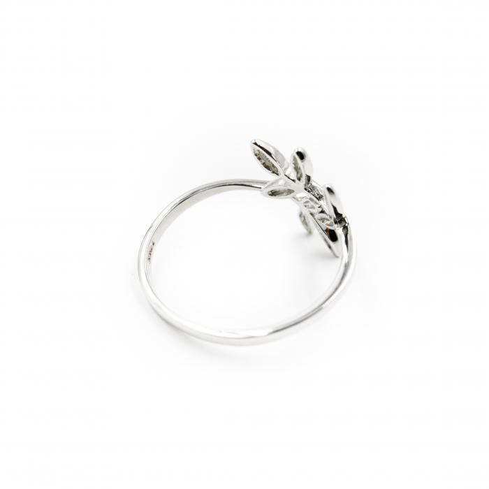 Inel LEAVES Argint 925 [4]