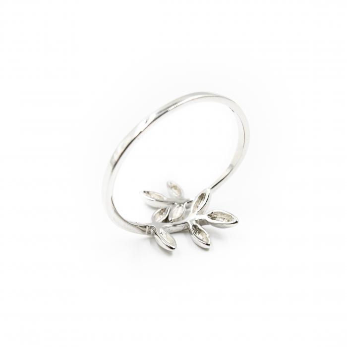Inel LEAVES Argint 925 [5]