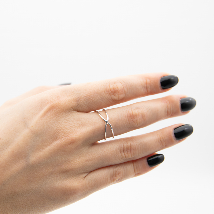 Inel DAZZLE - Argint 925 0