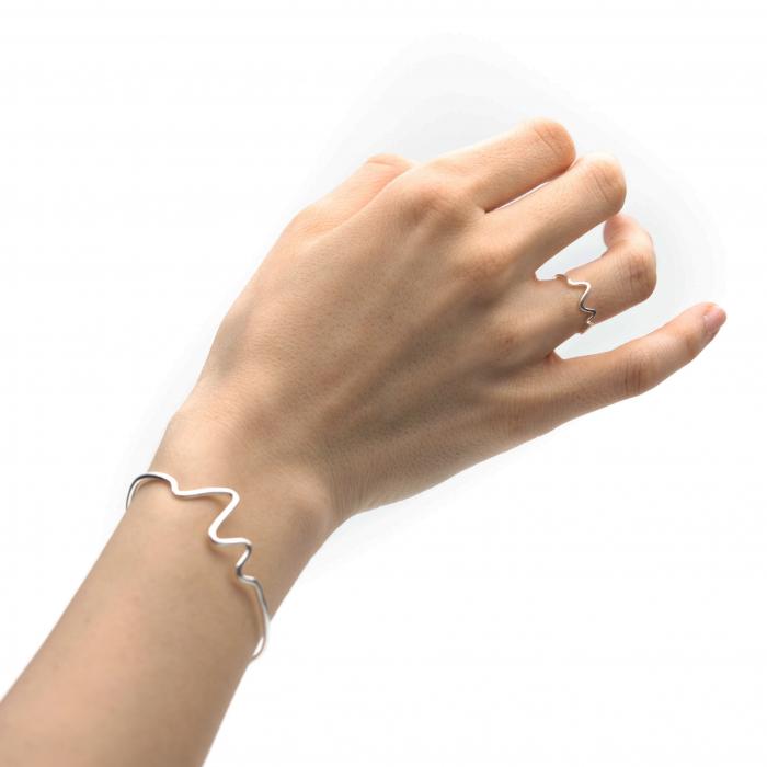 Inel Heartbeat Argint 925 2