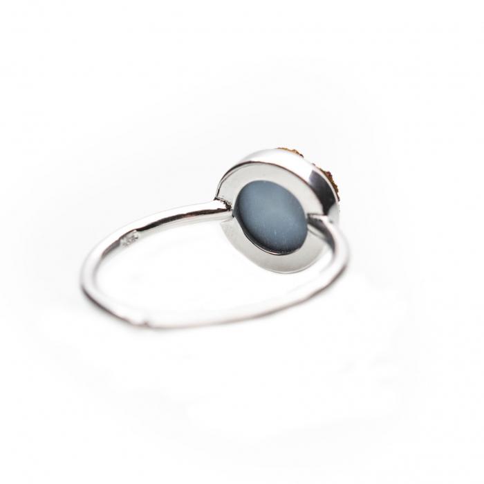 Inel Deep Blue Argint 925 3