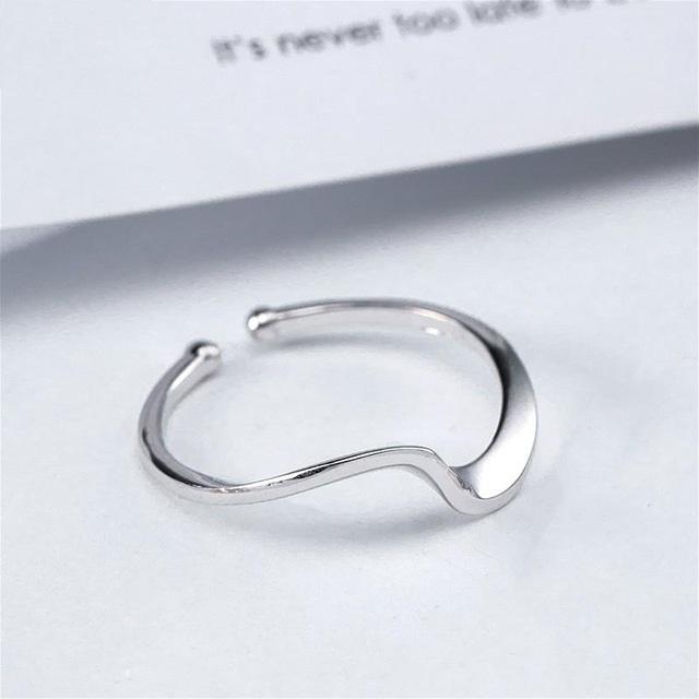 Inel MOBIUS - Argint 925 0