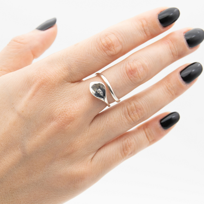 Inel AGORA Argint 925 0