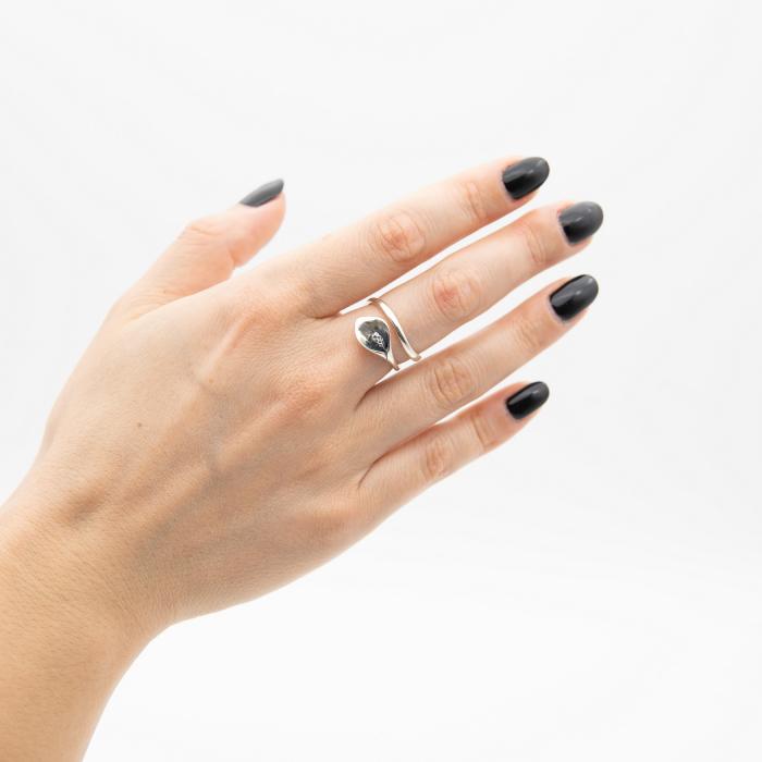 Inel AGORA Argint 925 6