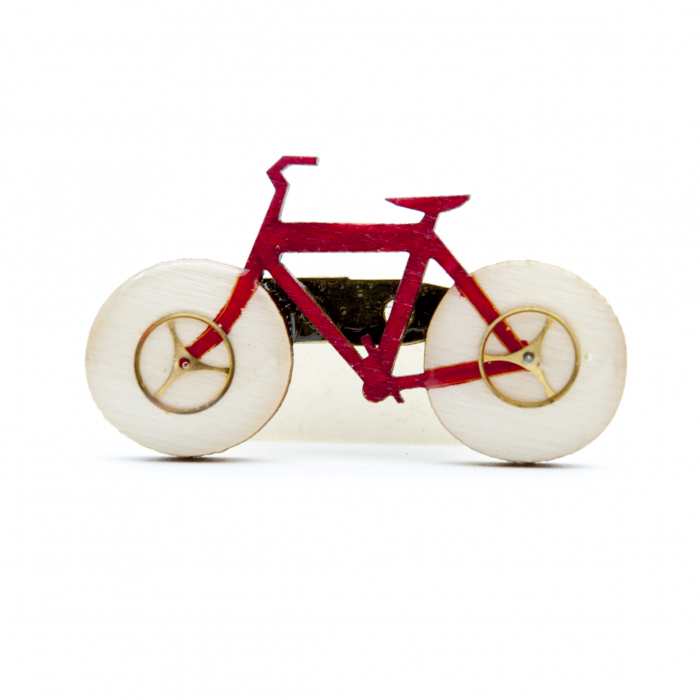 Brosa Lemn Bicicleta [2]