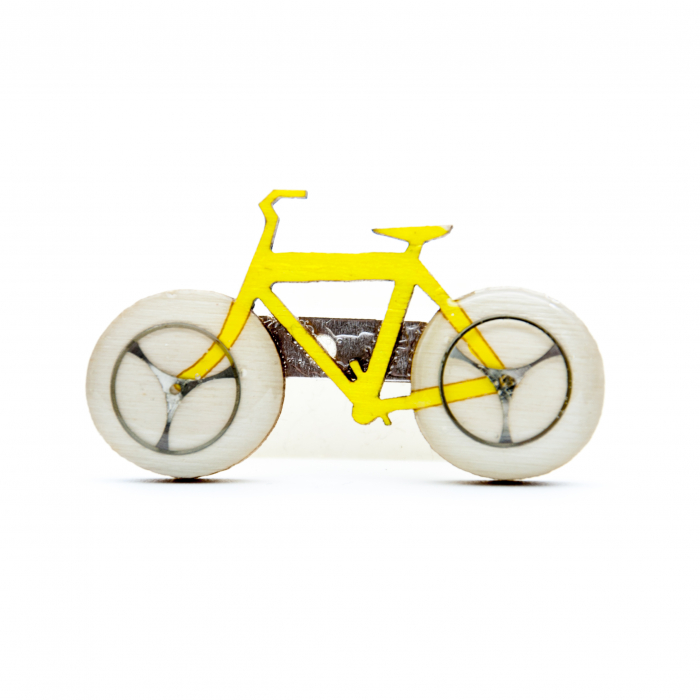 Brosa Lemn Bicicleta 3