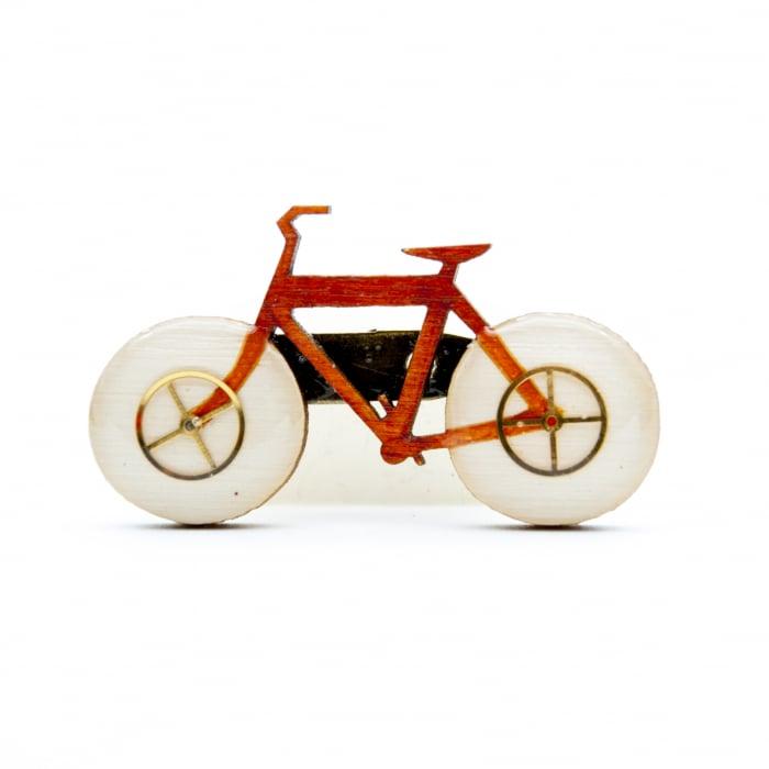 Brosa Lemn Bicicleta [4]