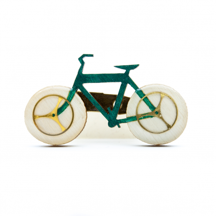 Brosa Lemn Bicicleta [5]